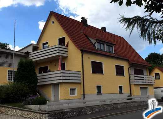 Vermietetes Wohnhaus in Weilersbach