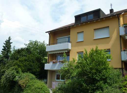 Freundliche 3-Zi. DG-Wohnung in Schw. Gmünd