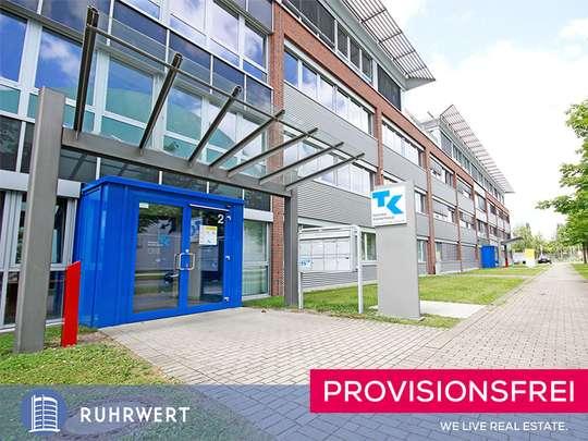 Außenansicht von Gestalten Sie Ihre Büros am Musikweg! 895 m² - renoviert und flexibel aufteilbar.