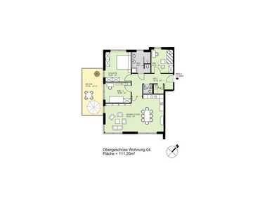 8 WE Oymühlenstrasse Wohnung 4 in Oy-Mittelberg
