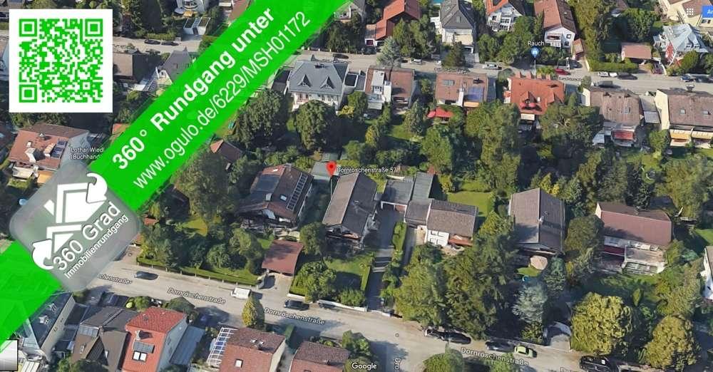 6-Zimmerwohnung auf 2 Ebenen - für 4/5er WG geeignet. Südterrasse und großer Garten. in Perlach (München)