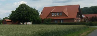 Günstige und geräumige 150 m² Wohnung zur Miete in Hille-Nordhemmern
