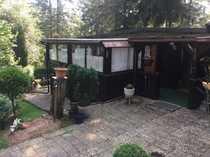 Wochenendhaus im Grünen in Bad