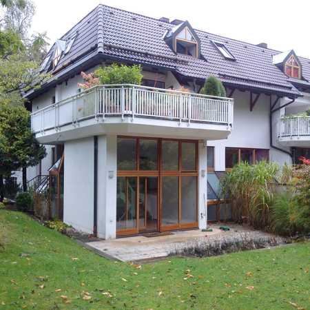 Haus im Haus - Maisonette in Traumlage in Waldtrudering in Trudering (München)