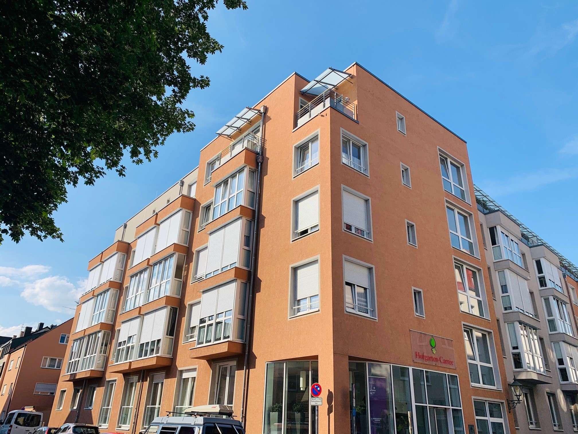 *Service-Wohnen für Senioren im Herzen von Augsburg*Mitten im idyllischen Augsburger Domviertel* in