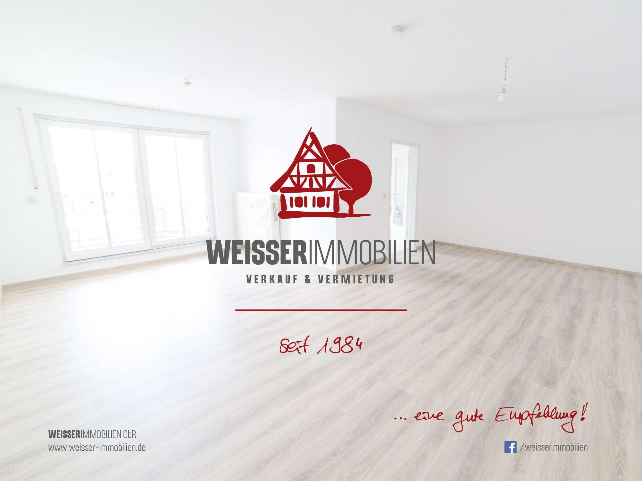 Renovierte 3-Zimmerwohnung mit Balkon und EBK in Stadtparknähe in Stadtpark / Stadtgrenze (Fürth)