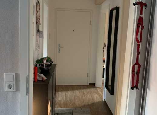 sanierte Seniorenwohnung - 3 ZKB mit kleinem Gartenanteil - ruhige Lage am Waldrand *provisionsfrei*