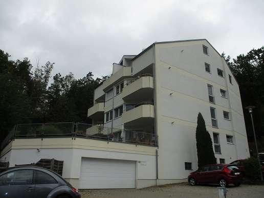 1A Lage in Cham West, 2 Zimmer ETW mit Fernblick in Cham (Cham)