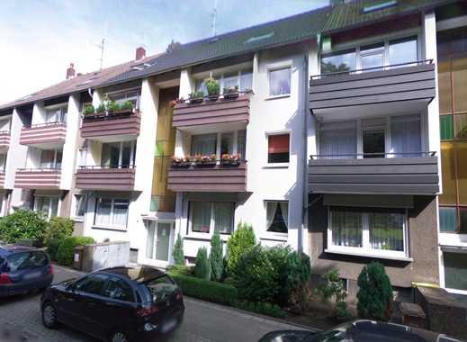 Gepflegte 1,5-Zimmer-Dachgeschosswohnung mit EBK in Essen