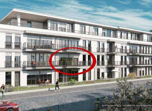 Erstbezug Neubau - Wohnküche, Südbalkon, 3 Schlafzimmer, Kräutergarten