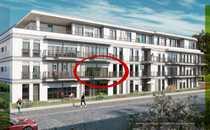 Bild Erstbezug Neubau - Wohnküche, Südbalkon, 3 Schlafzimmer, Kräutergarten
