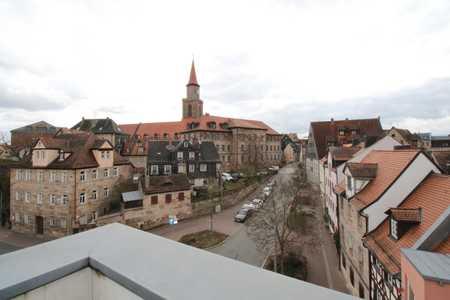 5-Zimmer-Penthouse-Wohnung, in zentraler Lage in Altstadt, Innenstadt (Fürth)