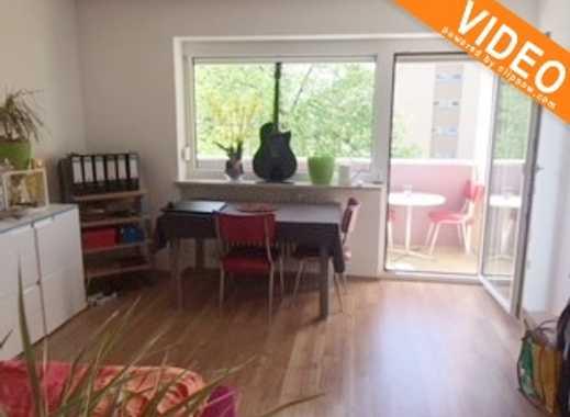 Appartement ca.30m² mit Balkon ab 01.03.2019 - an nur 1 Person - Anfrage bitte per Mail