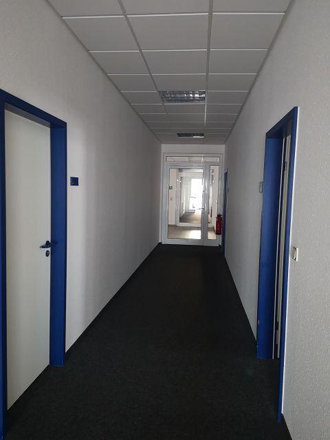 Flurbereich Büroetage