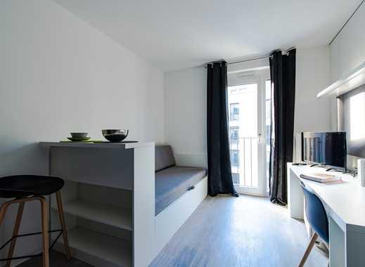 Möbliertes Apartment in zentraler Lage - wieder verfügbar ab 1.August 2019