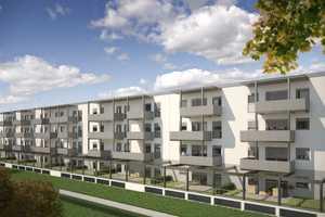 2 Zimmer Wohnung in Aschaffenburg