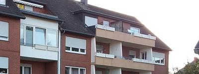 Über den Dächern von Minden ! Helle 2 ZKB mit Balkon