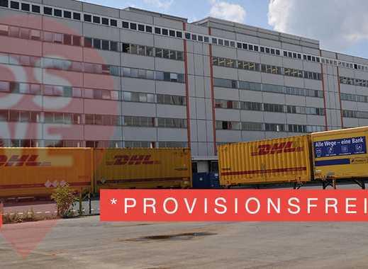 Flexible Lagerflächen im Frankfurter Ostend II (ehemaliges Neckermann Areal)