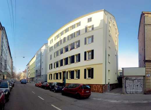 Freundliche, gepflegte 3-Zimmer-Wohnung zur Miete in Stuttgart West