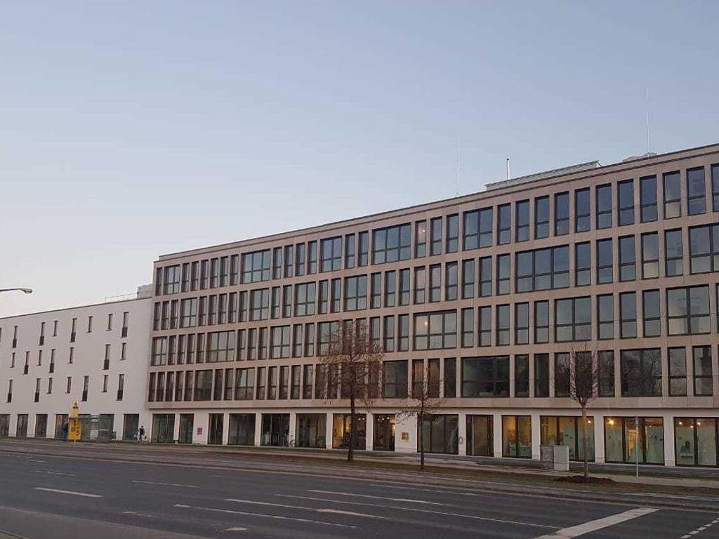 Ansicht Frankenstraße 7 +7a