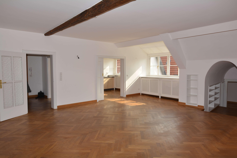 Traumhafte 3-Zimmer-Wohnung im historischen