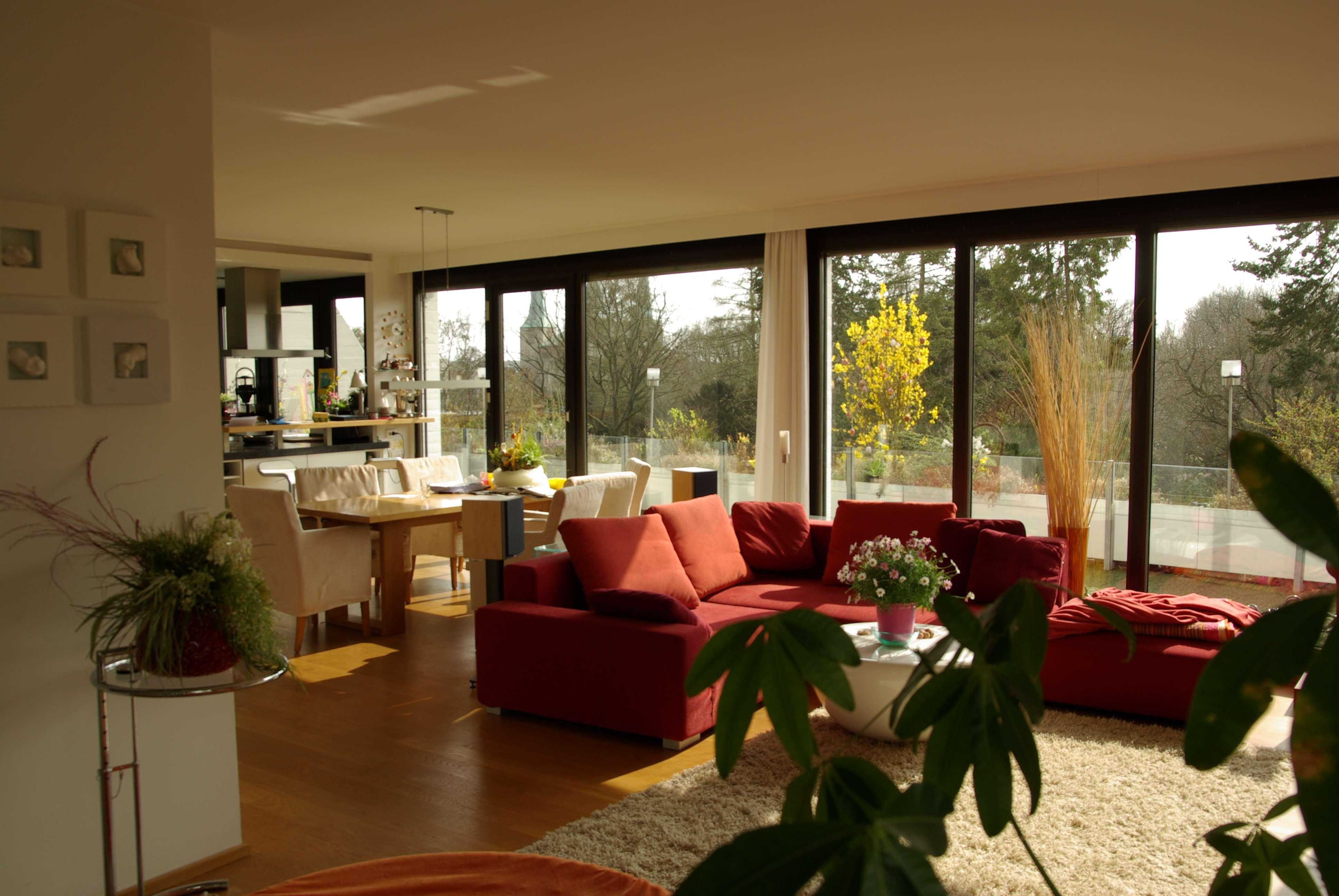 Seltene Gelegenheit Penthouse direkt am Stadtpark,  2 gr. Dachterrassen -  Aufzug in Maxfeld (Nürnberg)