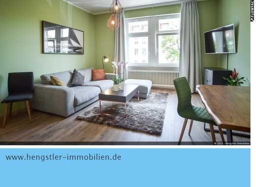Innenstadtnahe, stylisch eingerichtete Altbau-Wohnung (2 Zimmer), 70190 Stuttgart-Ost 2.OG