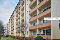 IMMOBERLIN Sonnige Wohnung mit großer