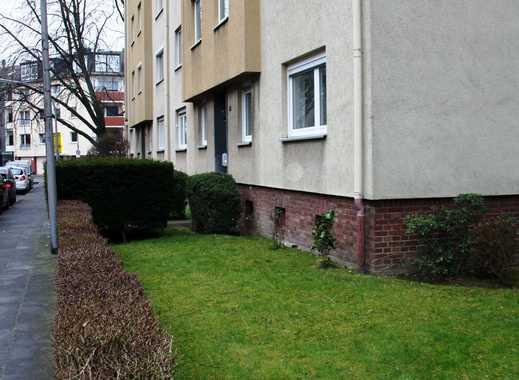 Kernsanierte Drei-Zimmerwohnung mit Balkon