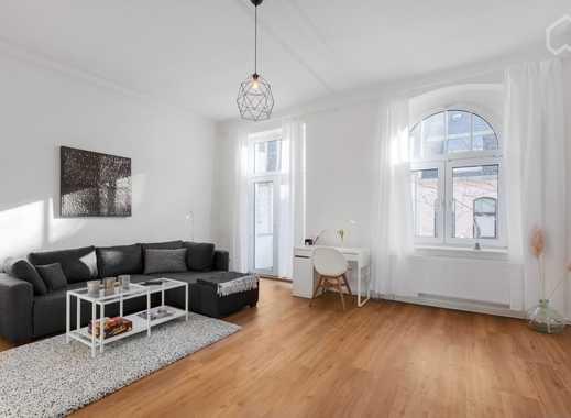 Traumhaft stilvolle Altbauwohnung im Herzen von Neuehrenfeld, 75 qm, beste Lage