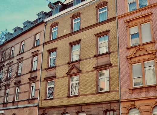 Mehrfamilienhaus im Gründerzeitviertel in Mannheim – 5 modernisierte Wohneinheiten zu je 70 mq