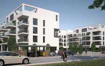 Erstbezug stilvolle 4-Zimmer-Penthouse-Wohnung mit Balkon