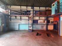 185m² KFZ-Werkstatt Halle Produktionsstätte
