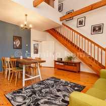 Very special Interessante Maisonette-Wohnung in