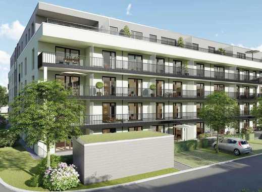 Raumwunder! Sonnige 1-Zimmer-Wohnung mit Balkon in Südausrichtung!