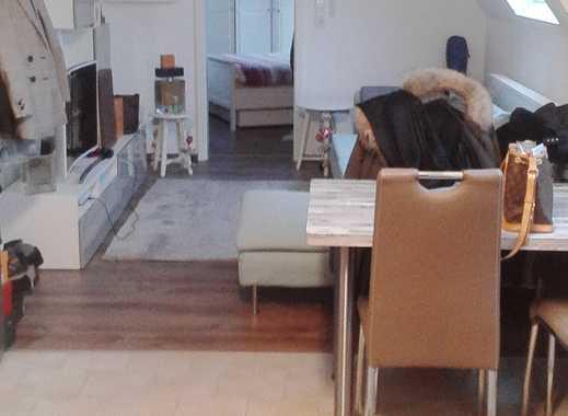 dachgeschosswohnung ludwigshafen am rhein immobilienscout24. Black Bedroom Furniture Sets. Home Design Ideas