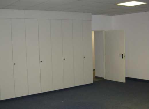 Alles auf einer Ebene: Büroräume und Lager auf einer Ebene!