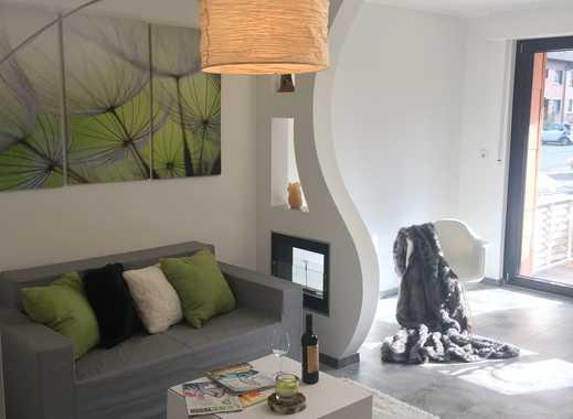 Hochwertige Designer Erdgeschoss-Wohnung, familienfreundlich, altersgerecht, Gartenblick, Erstbezug