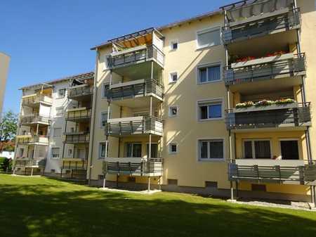 geräumige 3-Zimmerwohnung mit Balkon in der Wertachschleife in Kaufbeuren (Kernstadt) (Kaufbeuren)