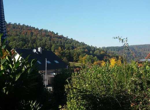Erschlossenes Baugrundstück in Eberbach mit traumhafter Aussicht in sonniger, ruhiger Lage!