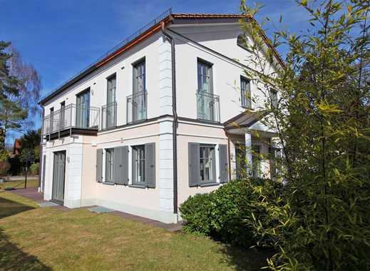 HEINRICH v. KÖLICHEN: Klassische Villa auf großem Grundstück; 1-A-Ausstattung; Bogenhausen-Denning