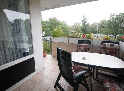 Gepflegte 4-Zimmer Wohnung mit Balkon und Garage in Hannover-Bothfeld