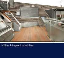 alles Kosten inklusive Top-möblierte Dachgeschosswohnung
