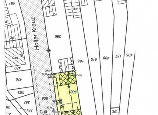 Grundstück mit Baugenehmigung für ein Einfamilienhaus in MG-Holt