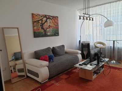 Voll möbliertes Apartment im Univiertel mit Balkon in Maxvorstadt (München)