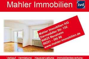 3.5 Zimmer Wohnung in Bergstraße (Kreis)