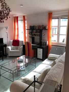 Stilvolle, gepflegte 1-Zimmer-Wohnung mit EBK in Schwabing-München in Schwabing (München)