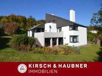 Außergewöhnlich stilvoll wertig Architekten-Villa für