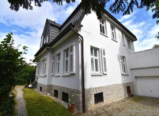 RUDNICK bietet EXKLUSIVES WOHNEN: JUGENDSTILVILLA in Barsinghausen am Deister