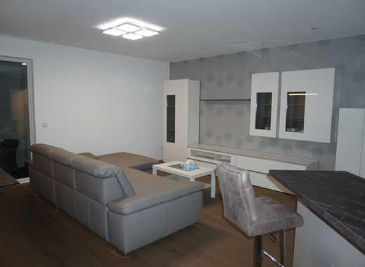 Exklusiv möbliert, mit EBK, Loggia, Erstbezug: 2-Zi. Wohnung in Markt Schwaben